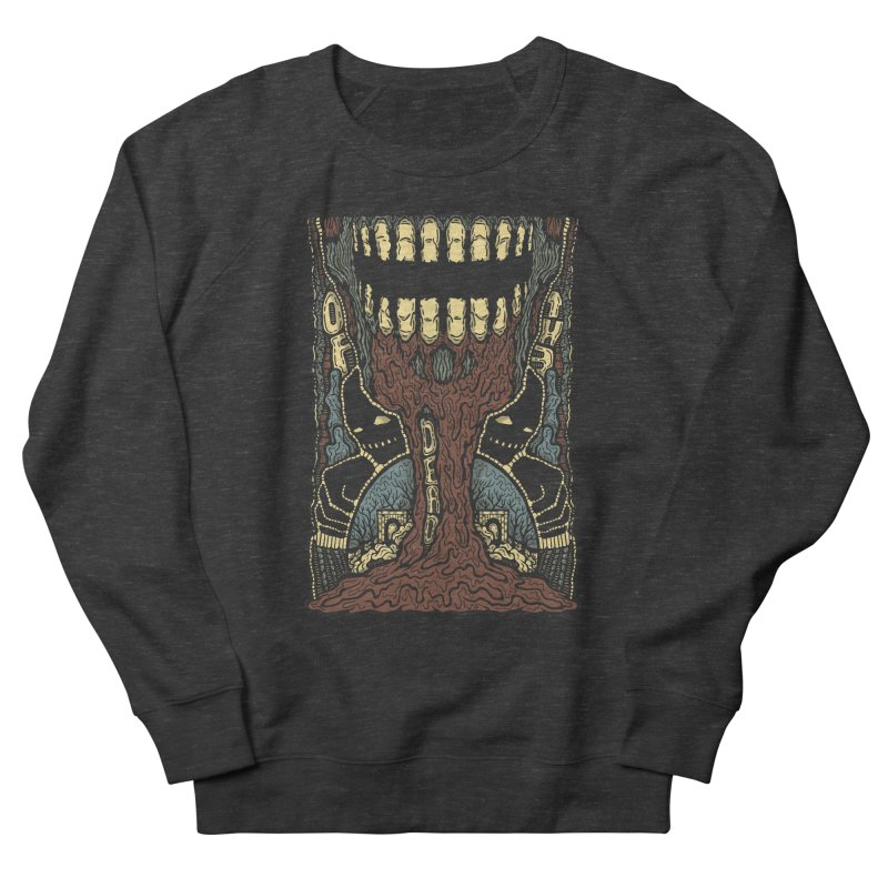 Of The Dead Men's Sweatshirt by Tralilulelo