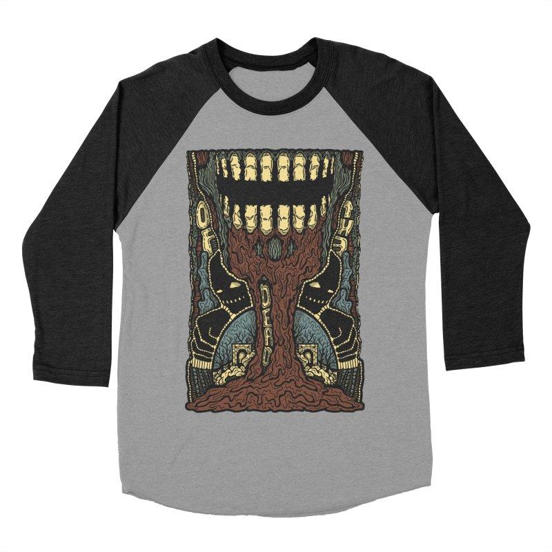 Of The Dead Men's Baseball Triblend Longsleeve T-Shirt by Tralilulelo