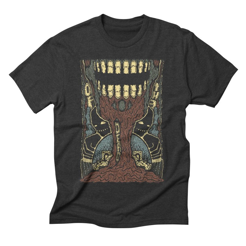Of The Dead Men's Triblend T-shirt by Tralilulelo