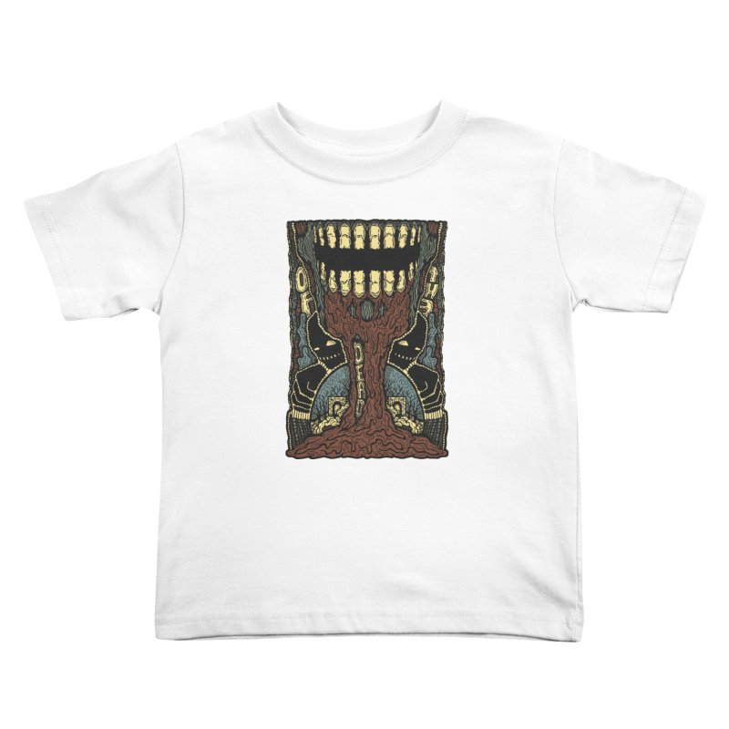 Of The Dead Kids Toddler T-Shirt by Tralilulelo