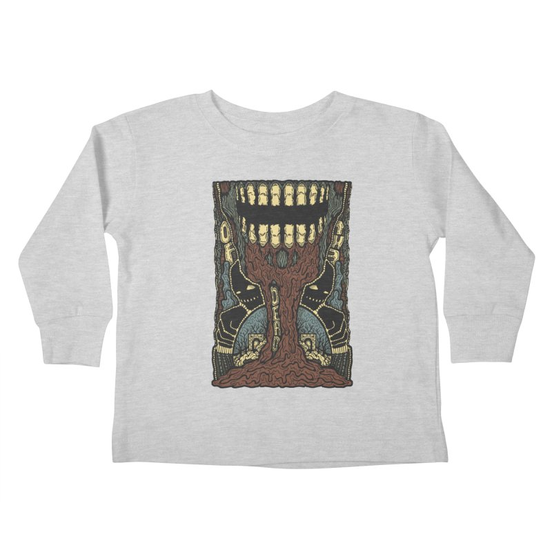 Of The Dead Kids Toddler Longsleeve T-Shirt by Tralilulelo