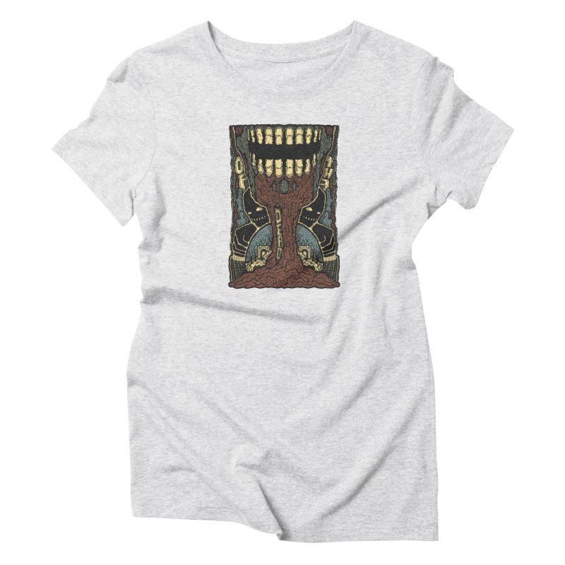 Of The Dead Women's T-Shirt by Tralilulelo