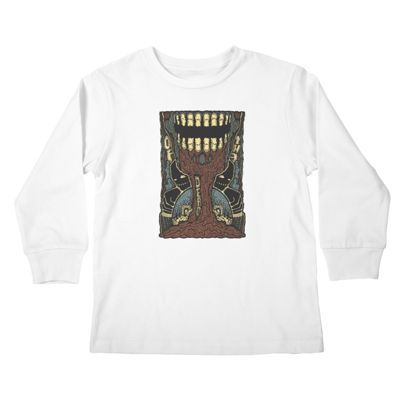 Of The Dead Kids Longsleeve T-Shirt by Tralilulelo