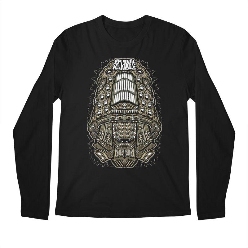 Rockambie Men's Regular Longsleeve T-Shirt by Tralilulelo