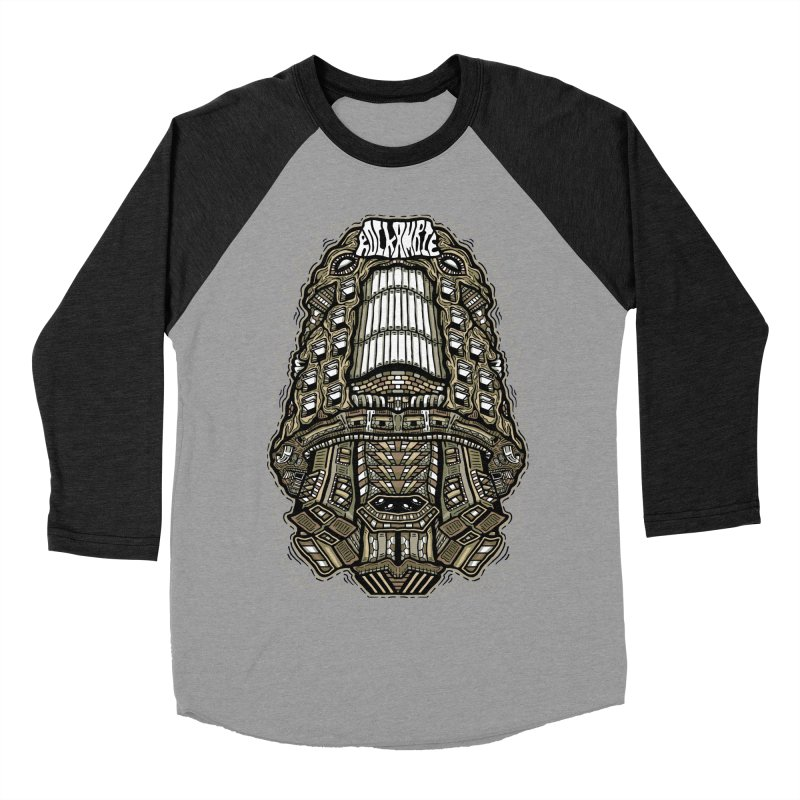 Rockambie Men's Baseball Triblend Longsleeve T-Shirt by Tralilulelo