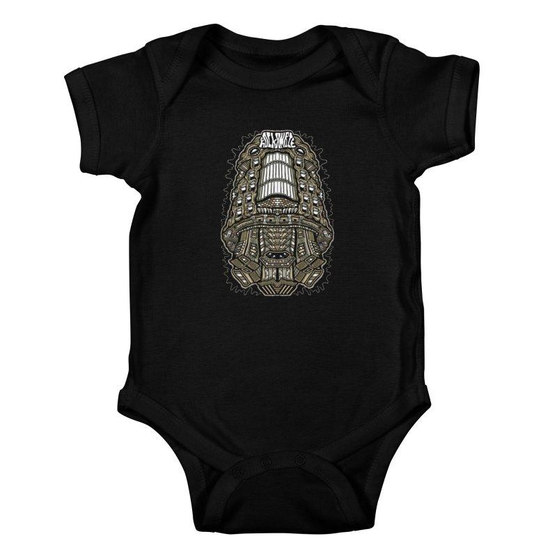 Rockambie Kids Baby Bodysuit by Tralilulelo