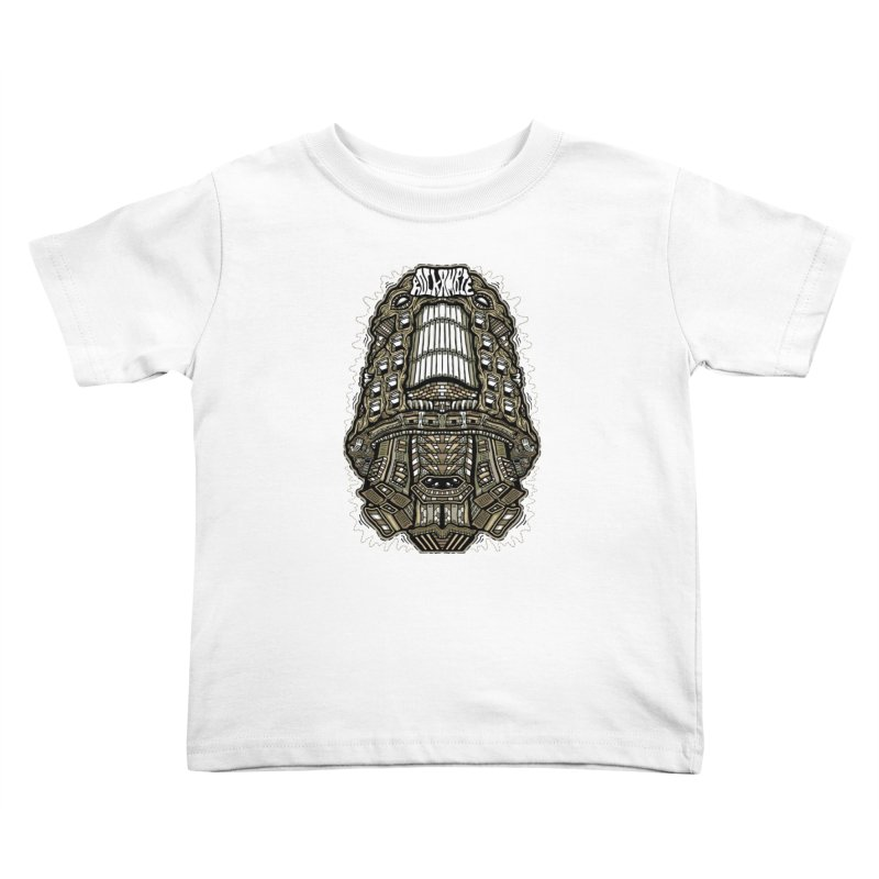 Rockambie Kids Toddler T-Shirt by Tralilulelo