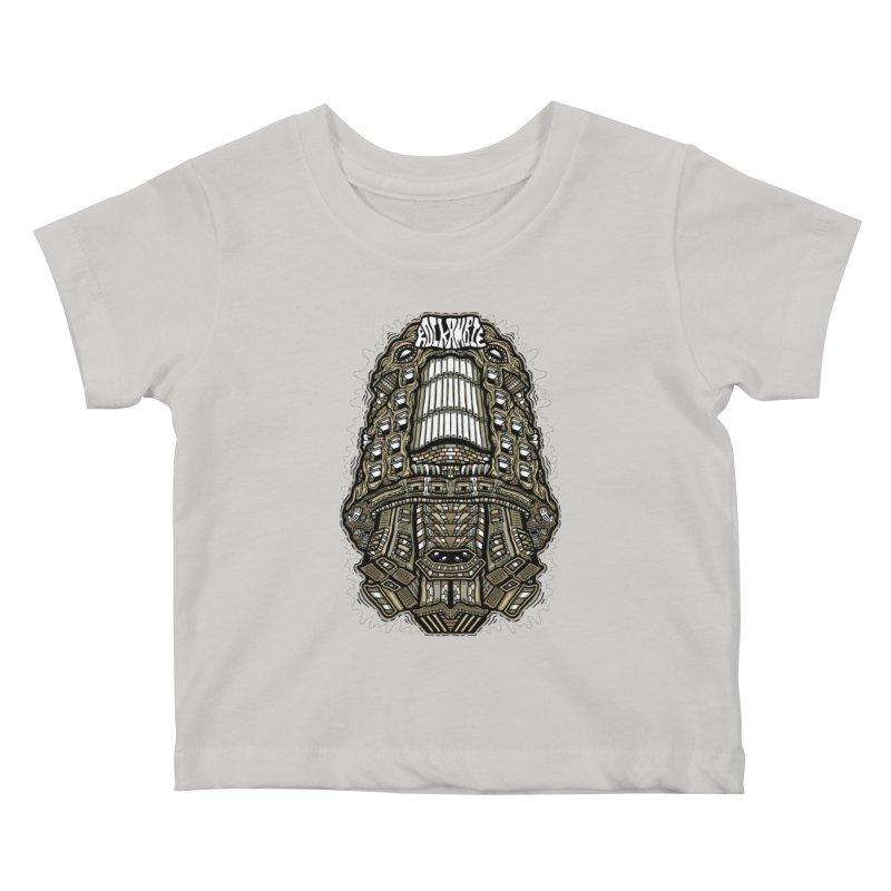Rockambie Kids Baby T-Shirt by Tralilulelo