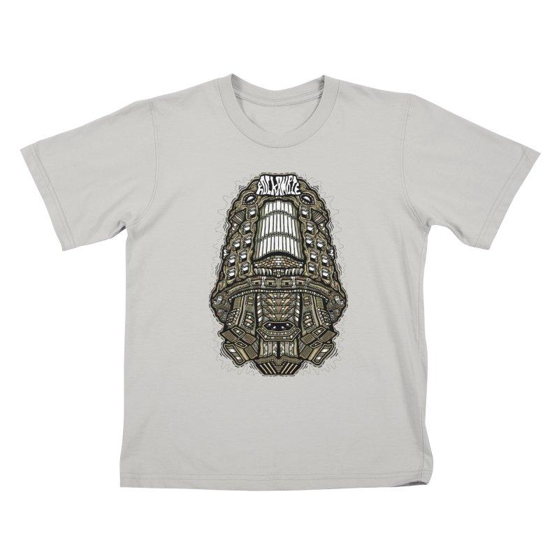 Rockambie Kids T-Shirt by Tralilulelo