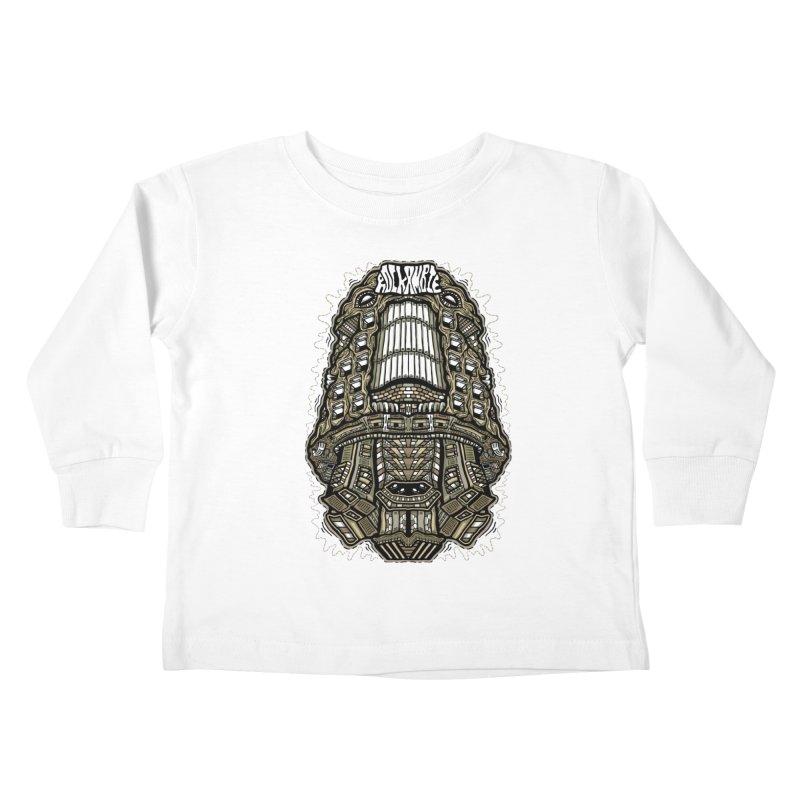 Rockambie Kids Toddler Longsleeve T-Shirt by Tralilulelo