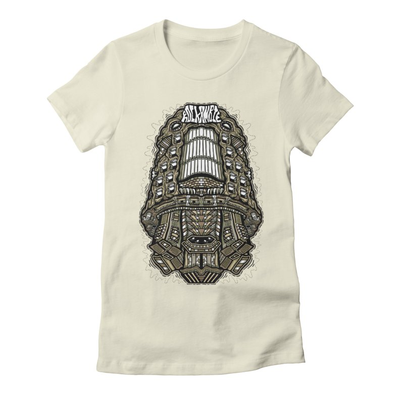 Rockambie Women's Fitted T-Shirt by Tralilulelo