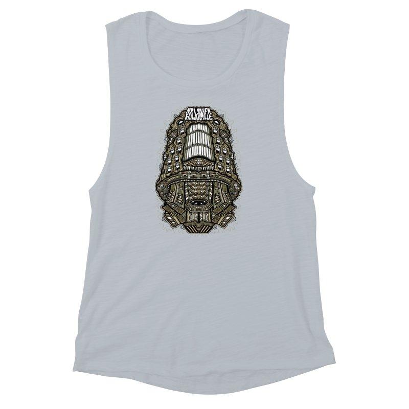 Rockambie Women's Muscle Tank by Tralilulelo