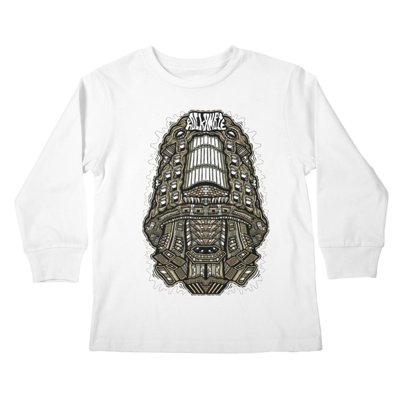 Rockambie Kids Longsleeve T-Shirt by Tralilulelo