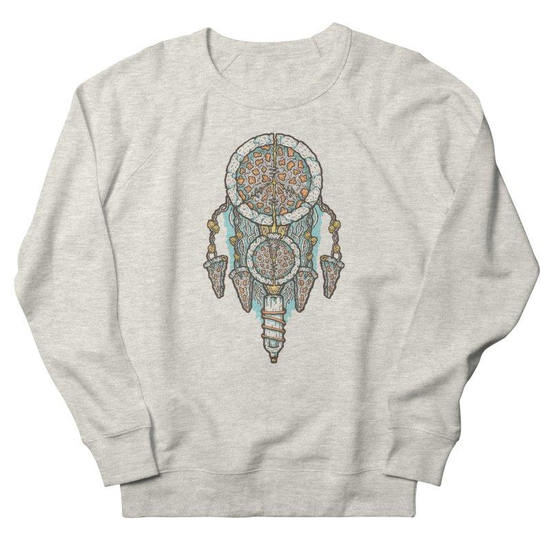 Dream of a Pizza Catcher Women's Sweatshirt by Tralilulelo