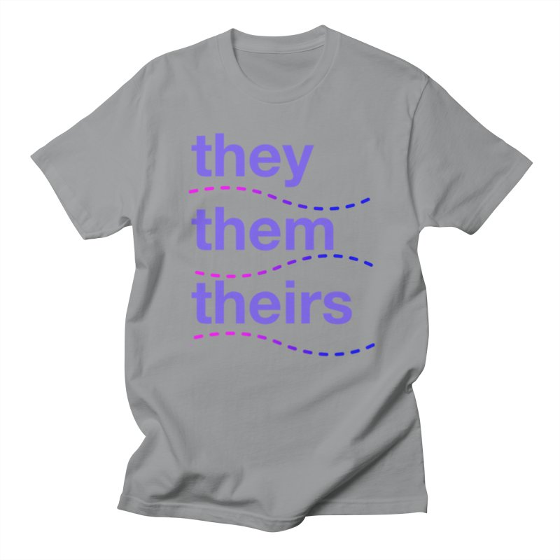 TCH they swag Men's Regular T-Shirt by transchancehealth's Artist Shop