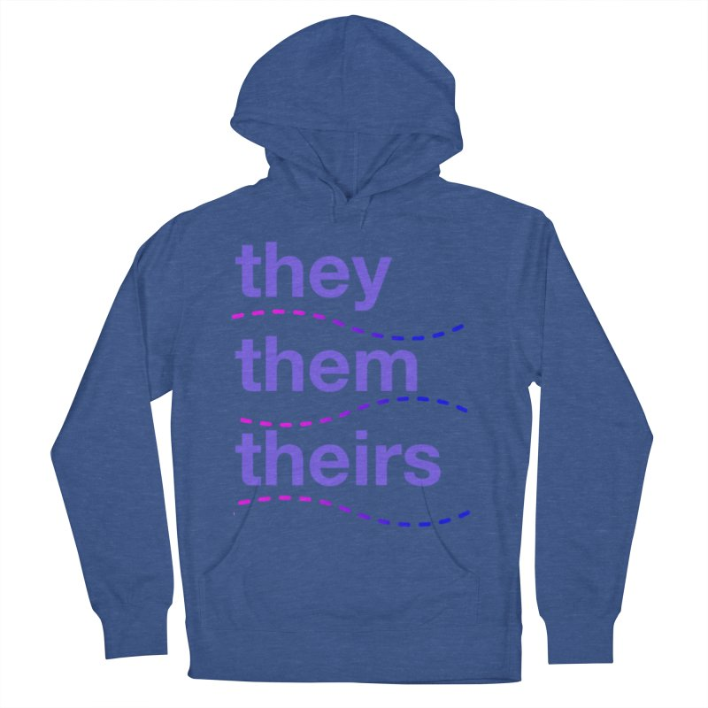 TCH they swag Women's French Terry Pullover Hoody by Transchance Health's Artist Shop