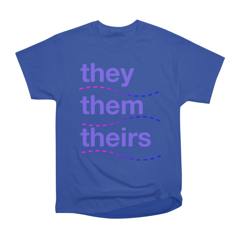 TCH they swag Women's T-Shirt by Transchance Health's Artist Shop