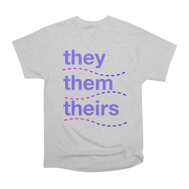 TCH they swag Men's Heavyweight T-Shirt by Transchance Health's Artist Shop