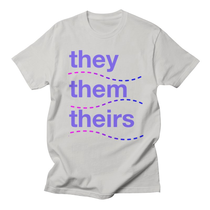 TCH they swag Men's Regular T-Shirt by Transchance Health's Artist Shop