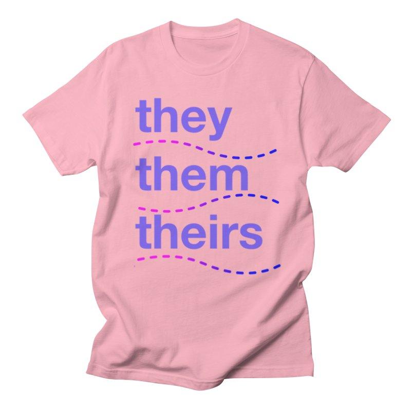 TCH they swag Women's Regular Unisex T-Shirt by Transchance Health's Artist Shop