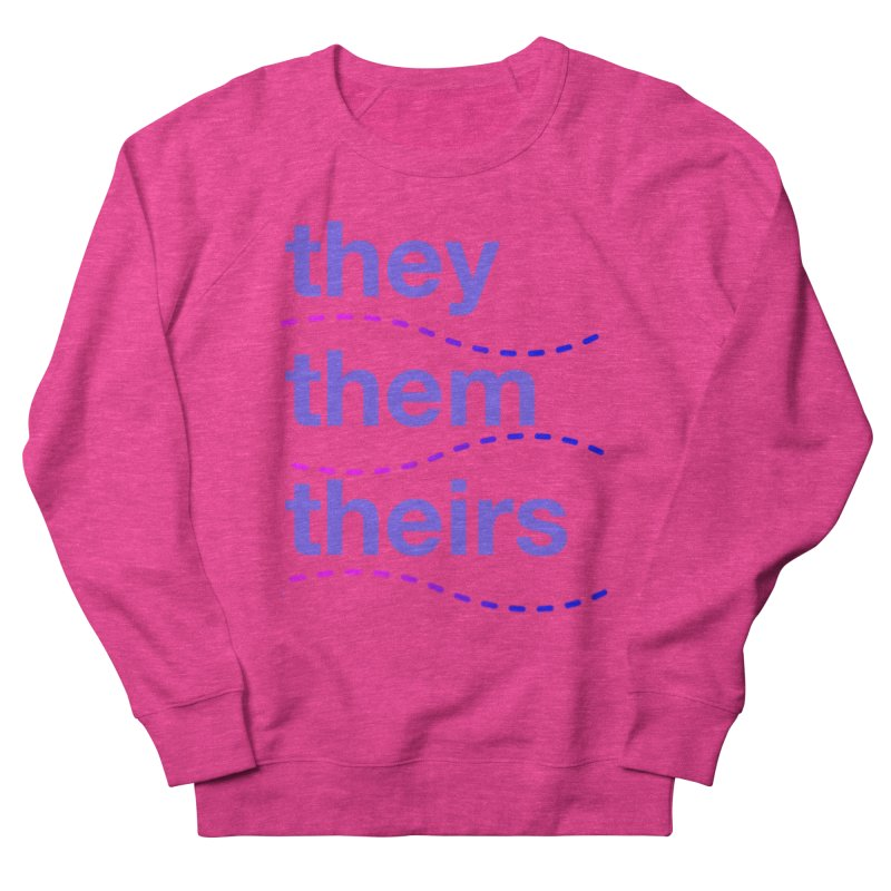 TCH they swag Women's French Terry Sweatshirt by transchancehealth's Artist Shop