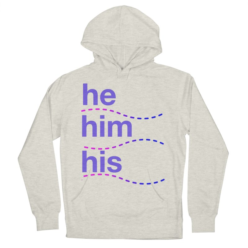 TCH he swag Men's French Terry Pullover Hoody by transchancehealth's Artist Shop