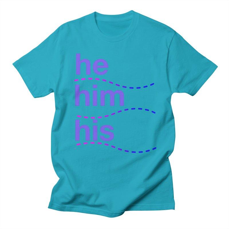 TCH he swag Men's Regular T-Shirt by Transchance Health's Artist Shop