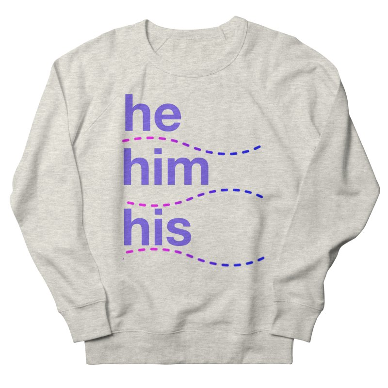 TCH he swag Women's French Terry Sweatshirt by Transchance Health's Artist Shop
