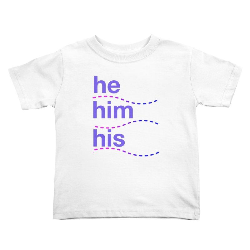 TCH he swag Kids Toddler T-Shirt by Transchance Health's Artist Shop