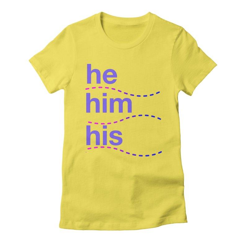 TCH he swag Women's T-Shirt by Transchance Health's Artist Shop