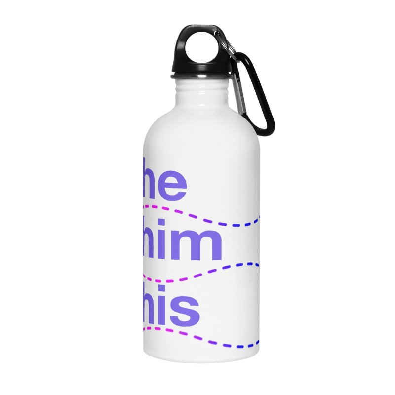TCH he swag Accessories Water Bottle by transchancehealth's Artist Shop