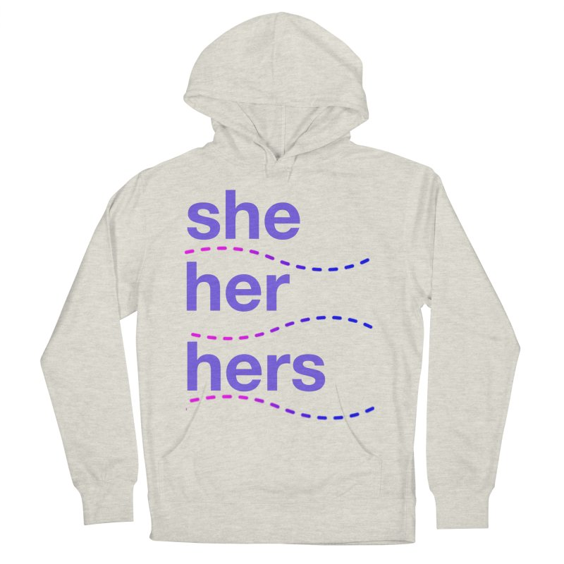 TCH she swag Men's French Terry Pullover Hoody by Transchance Health's Artist Shop