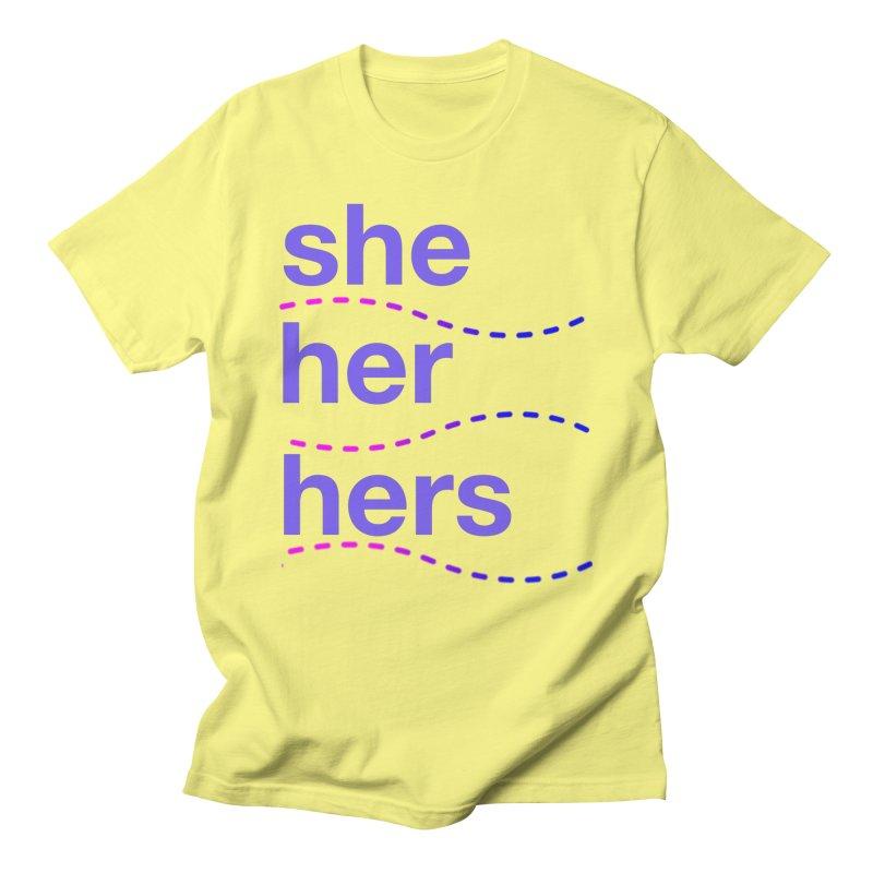 TCH she swag Men's T-Shirt by Transchance Health's Artist Shop