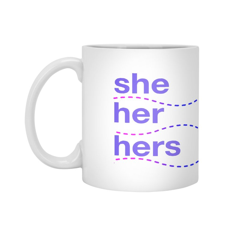 TCH she swag Accessories Mug by Transchance Health's Artist Shop