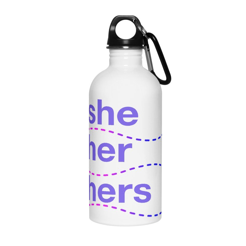 TCH she swag Accessories Water Bottle by Transchance Health's Artist Shop