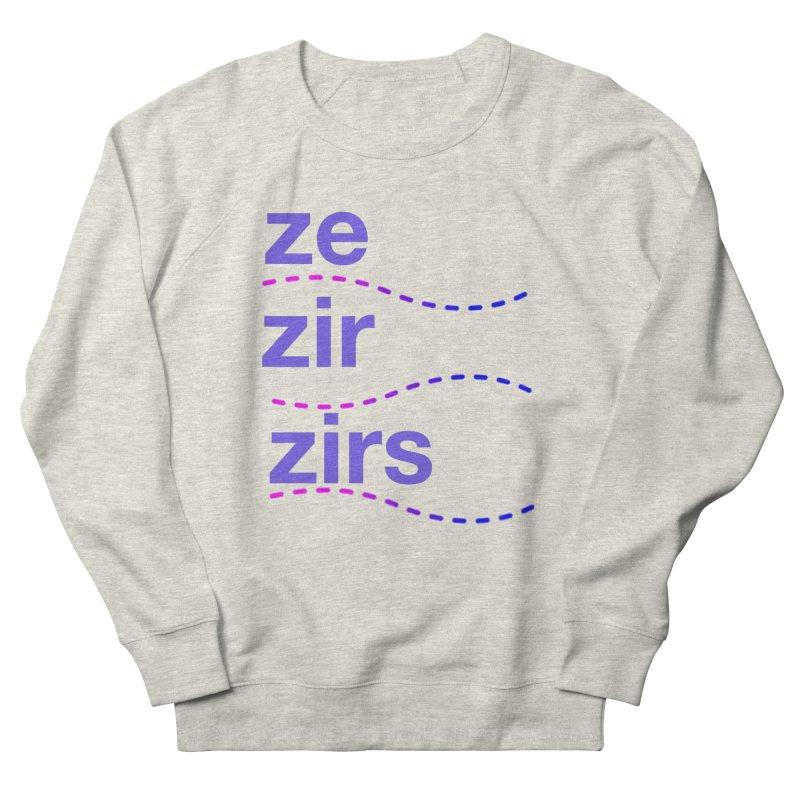 TCH ze zir swag Women's Sweatshirt by Transchance Health's Artist Shop