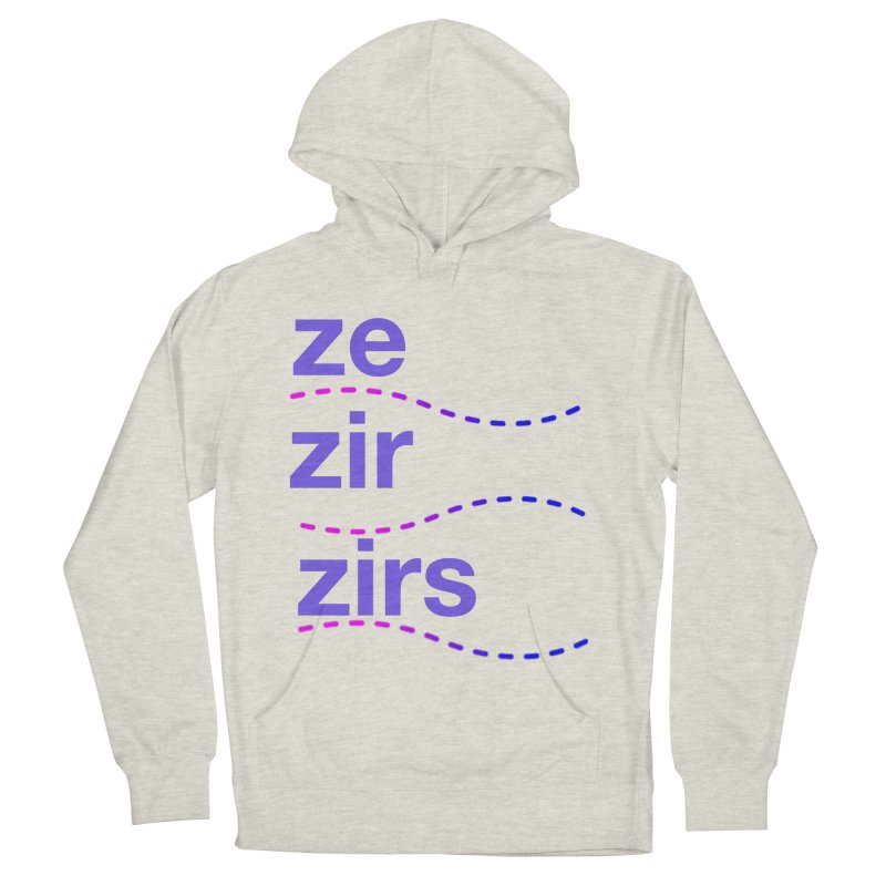 TCH ze zir swag Women's French Terry Pullover Hoody by transchancehealth's Artist Shop