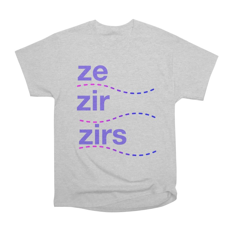 TCH ze zir swag Men's Heavyweight T-Shirt by Transchance Health's Artist Shop