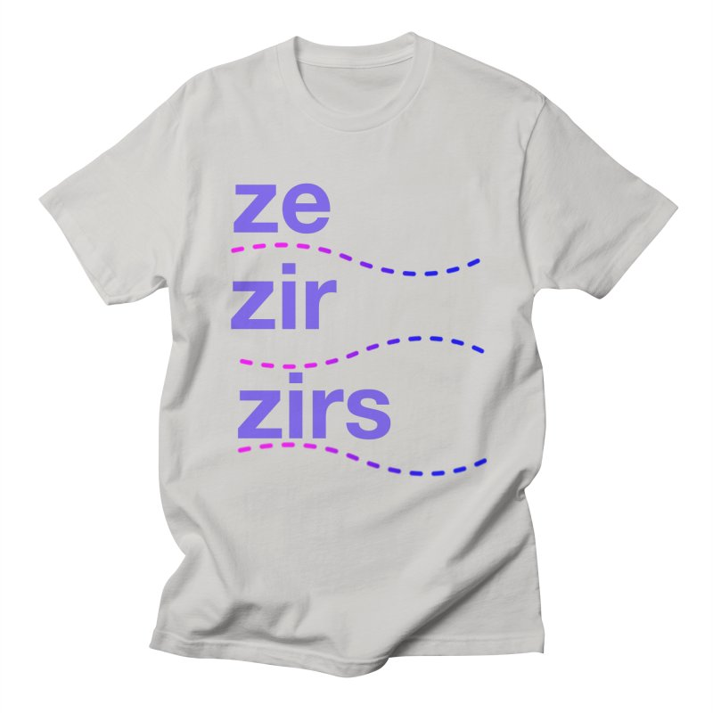 TCH ze zir swag Men's Regular T-Shirt by Transchance Health's Artist Shop