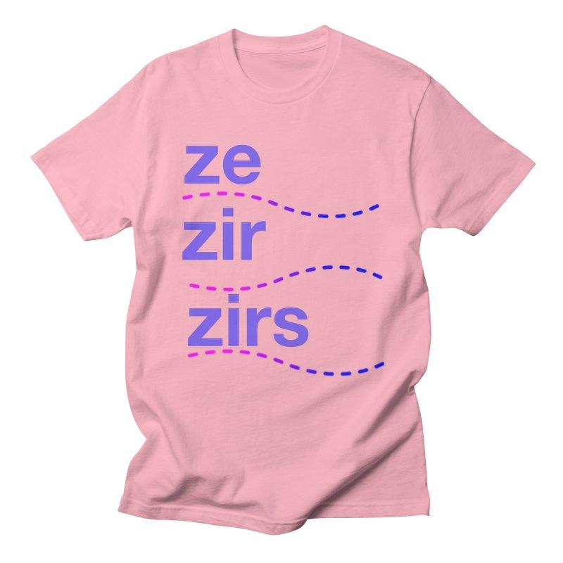 TCH ze zir swag Men's Regular T-Shirt by Transchance Health's Artist Shop