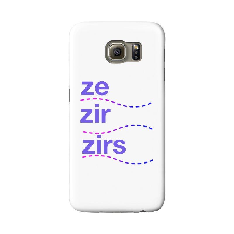 TCH ze zir swag Accessories Phone Case by Transchance Health's Artist Shop