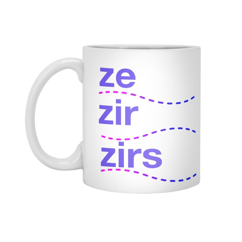 TCH ze zir swag Accessories Mug by transchancehealth's Artist Shop
