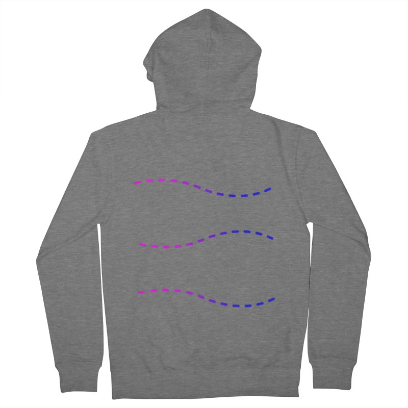 TCH fill-in-your-own swag Men's Zip-Up Hoody by Transchance Health's Artist Shop