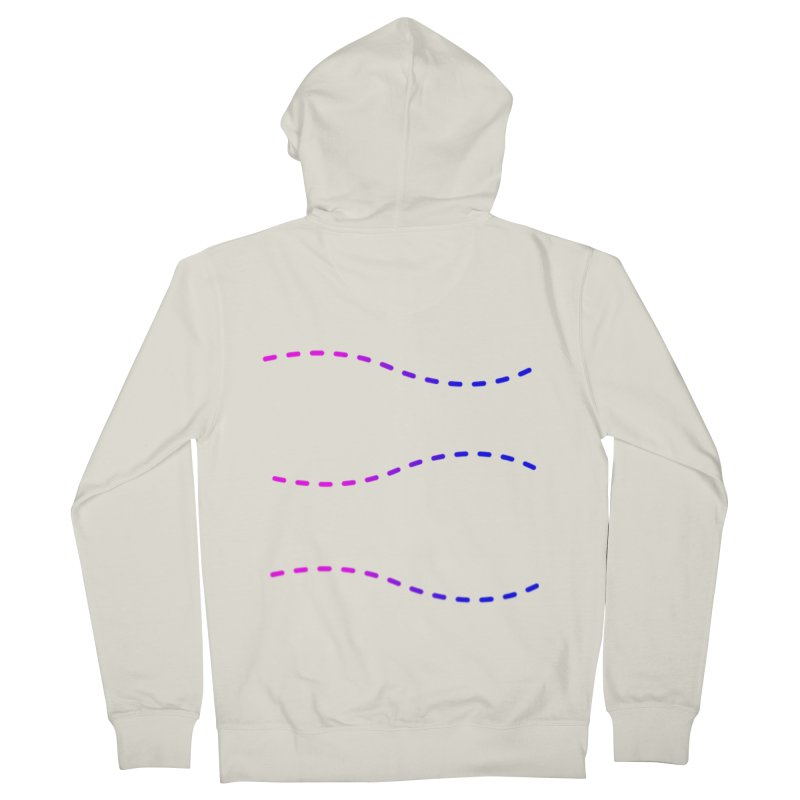 TCH fill-in-your-own swag Men's French Terry Zip-Up Hoody by Transchance Health's Artist Shop
