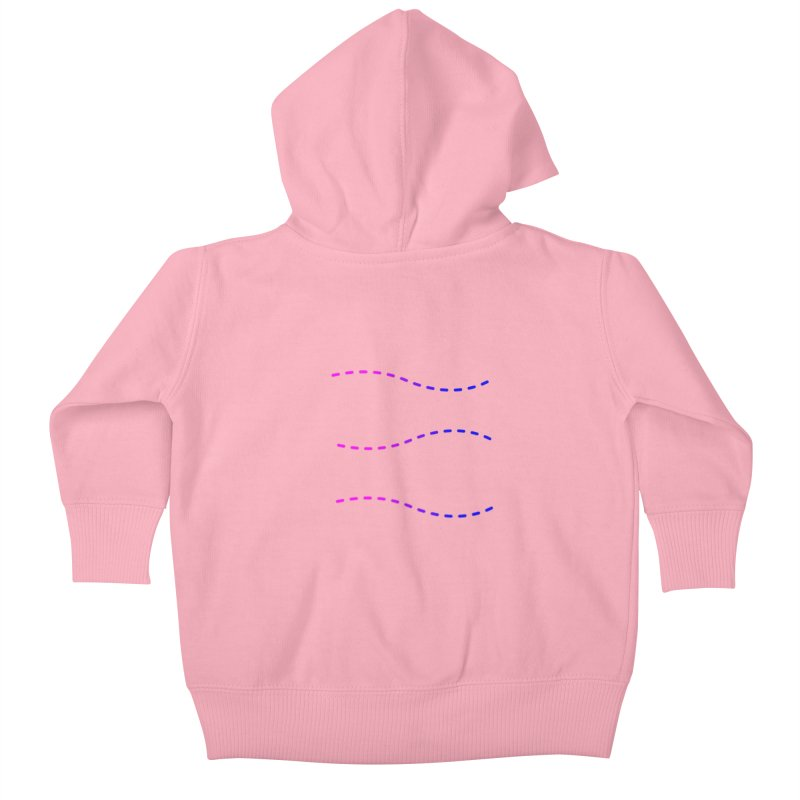 TCH fill-in-your-own swag Kids Baby Zip-Up Hoody by Transchance Health's Artist Shop