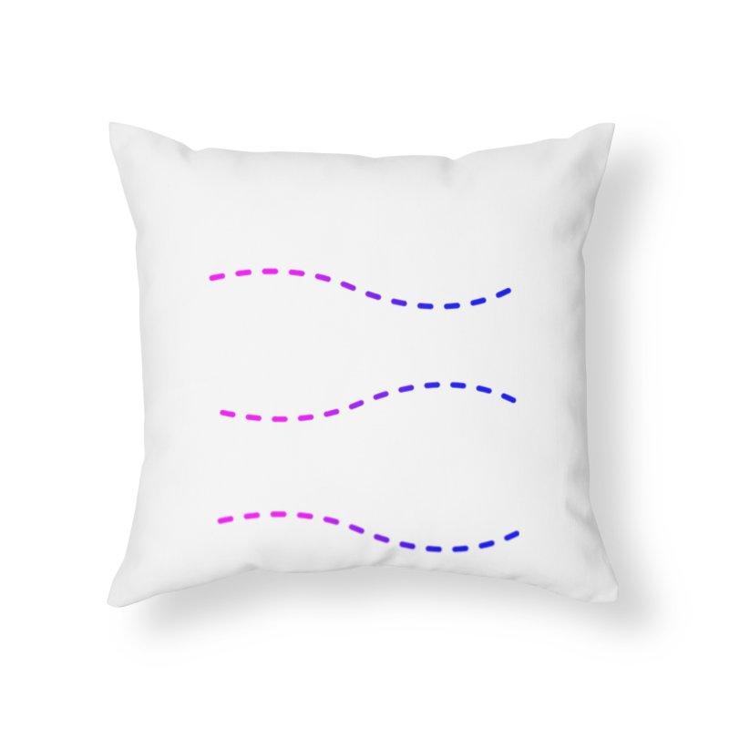 TCH fill-in-your-own swag Home Throw Pillow by Transchance Health's Artist Shop