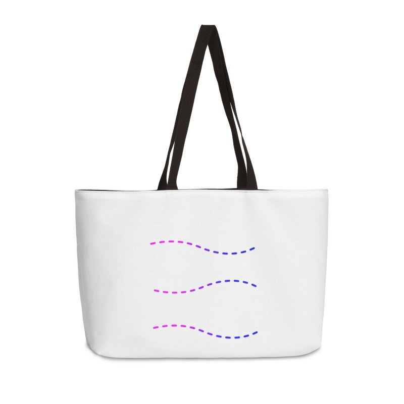 TCH fill-in-your-own swag Accessories Weekender Bag Bag by Transchance Health's Artist Shop