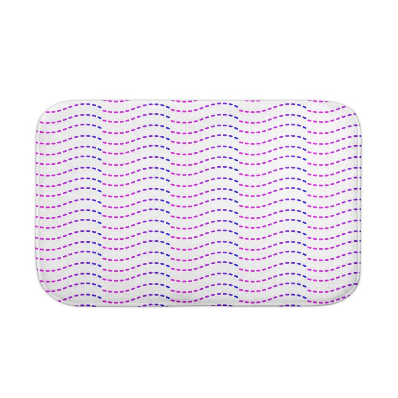TCH All Over Home Bath Mat by Transchance Health's Artist Shop