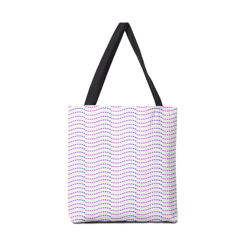TCH All Over Accessories Tote Bag Bag by Transchance Health's Artist Shop