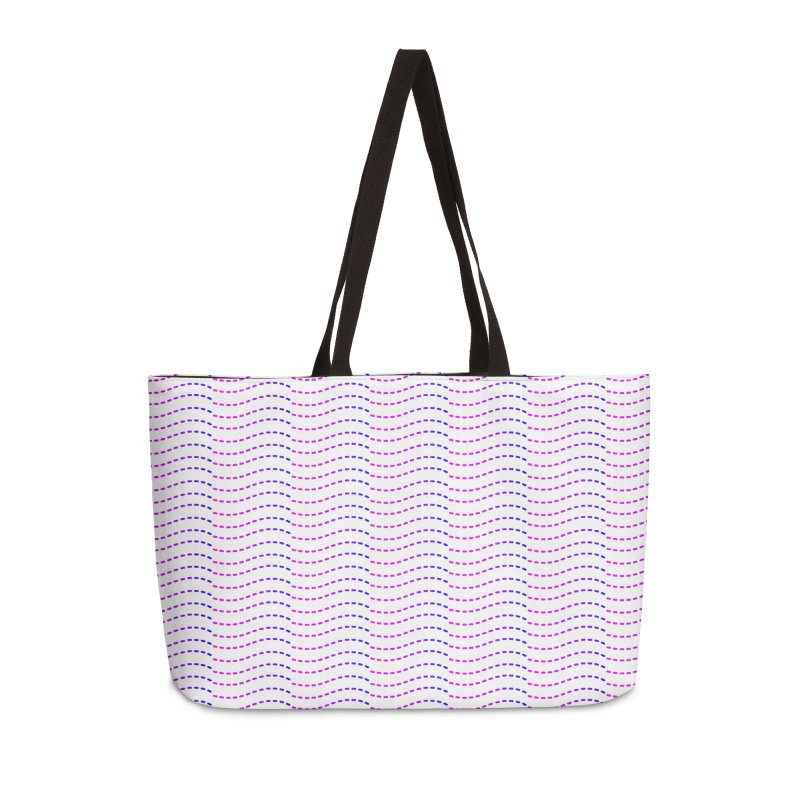 TCH All Over Accessories Weekender Bag Bag by Transchance Health's Artist Shop